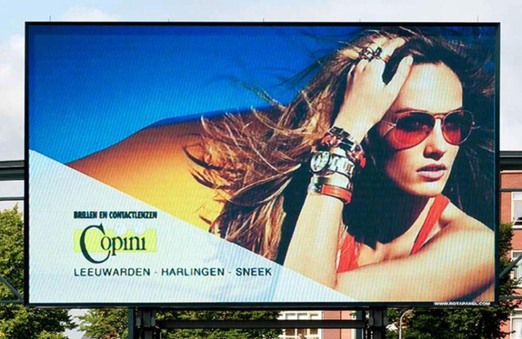 led-reclame-scherm