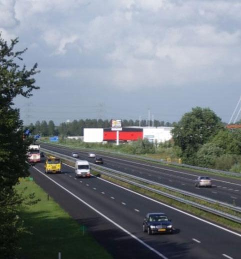 reclame-A59-snelweg-paal2